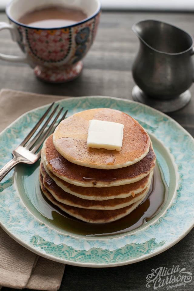 King Arthur Flour Gluten-Free Pancakes